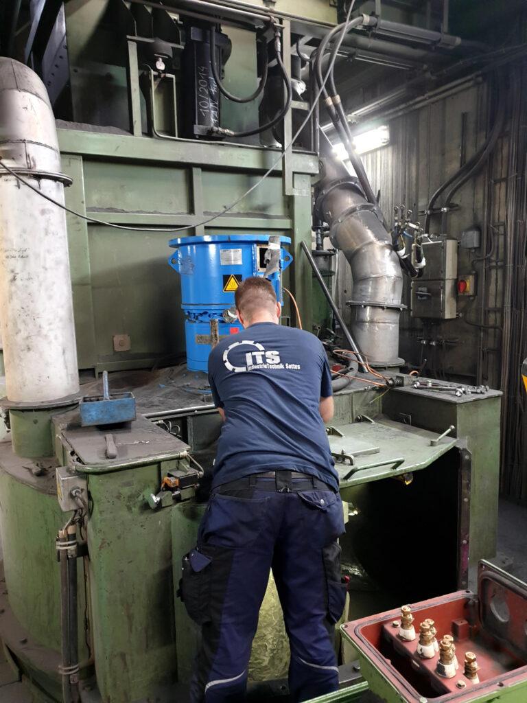 ITS IndustrieTechnik Sattes Gmbh Instandsetzung
